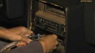 Replacing the Radio in my '84 Fiero