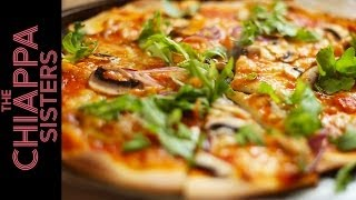 Perfect Italian Style Pizza | Chiappa Sisters
