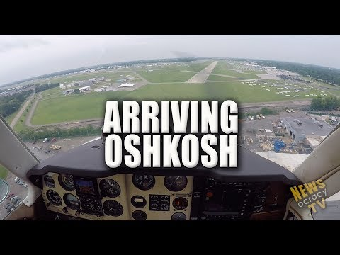 The Story | Arriving at EAA AirVenture Oshkosh 2017