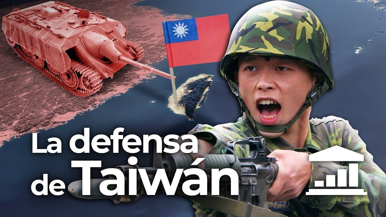 ¿Puede TAIWÁN repeler la INVASIÓN de CHINA? - VisualPolitik