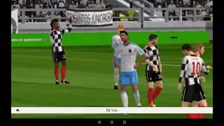 Uzatmanın sonu penaltı.  Dream League Soccer 2016 bölüm # 2