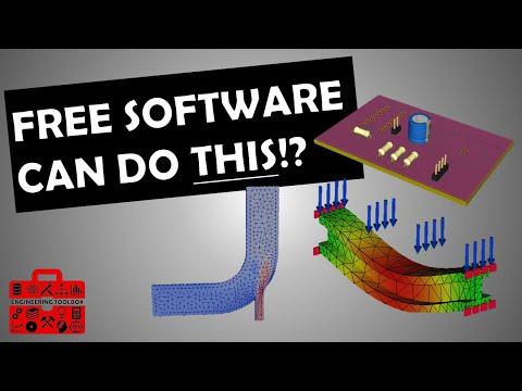 Free Engineering Software (Pt. 1)