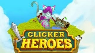 Clicker Heroes Gameplay:Level 11-25