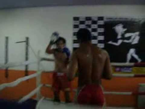 ITOGYM BOXING CAMP  SAO PAULO BRAZIL (SPARRING)