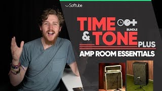 Amp Room Essentials Tutorial - Softube