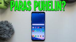 PARAS ÄLYPUHELIN? - Samsung Galaxy S8 Arvostelu