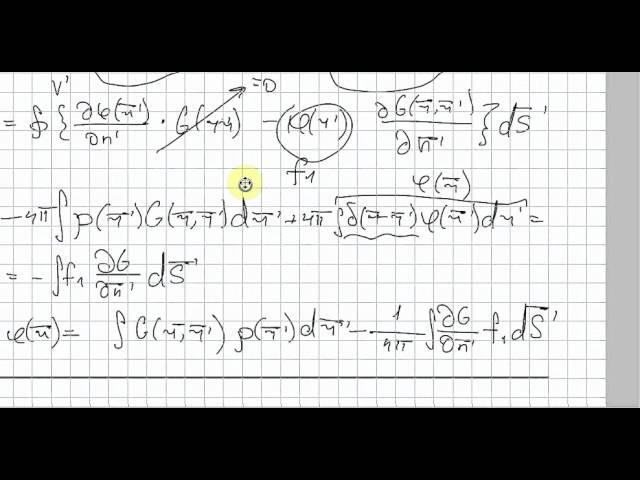 Электродинамика. Лекция 4. (10.11.11)