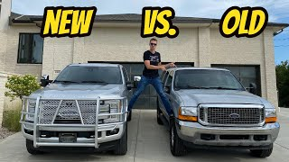 Here's Why The Ford Powerstroke 7.3 Turbo Diesel Lasts Forever (And Why New Fords are Junk)