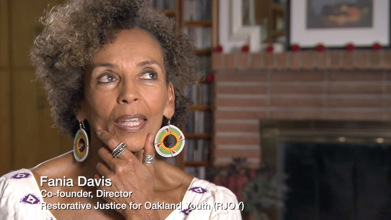 """What is Justice?"" With Fania Davis and Morris Jenkins"
