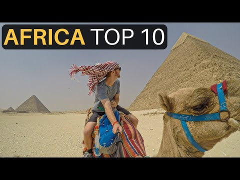 AFRICA: TOP 10 OVERALL EXPERIENCES
