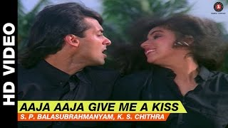 Aaja Aaja Give Me A Kiss Love , S.P. Balasubrahmanyam, K.S. Chitra , Salman Khan & Revathi