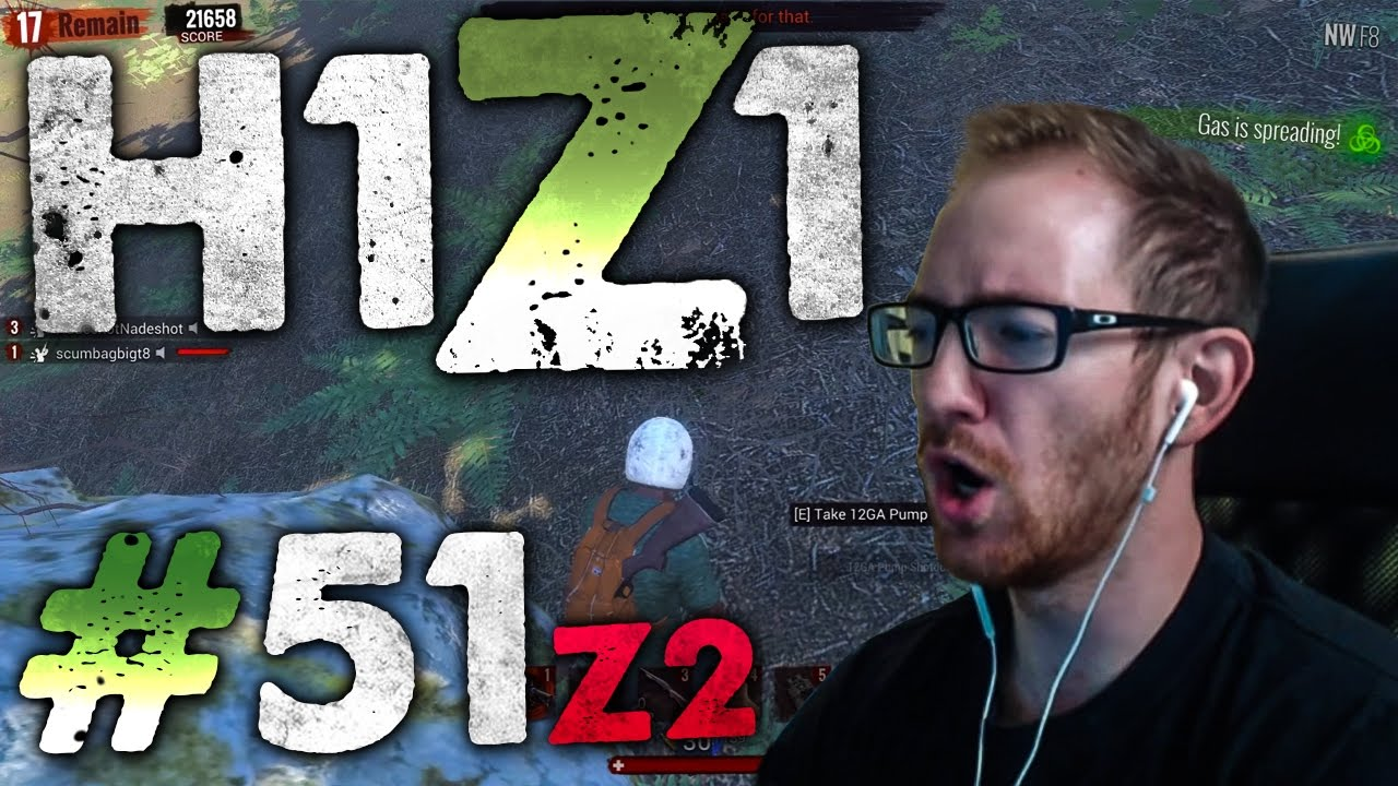 Download STOP SLEEPING ON ME | H1Z1 Z2 Battle Royale #51 | OpTicBigTymeR