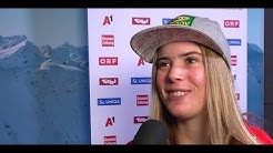 Ski-WM in Åre: Katharina Liensberger im oe24.TV-Interview