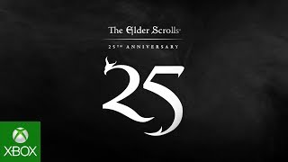 Celebrate 25 Years of The Elder Scrolls