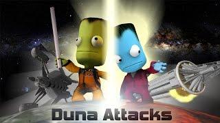 Duna Attacks: a KSP Movie