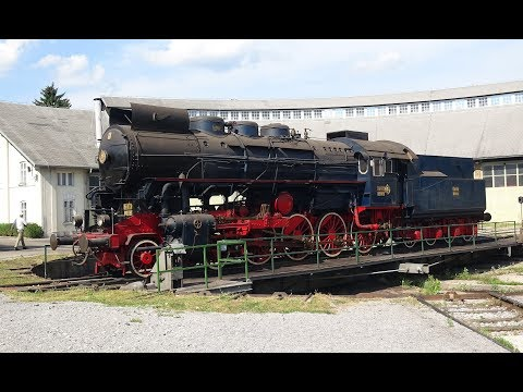The Slovenian Railway Museum - Ljubljana