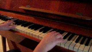 Yanni- Playing by heart piano version
