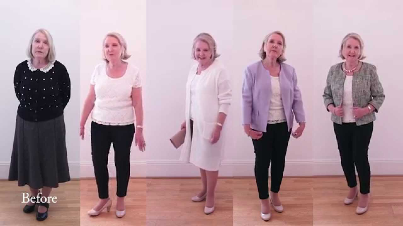 Hair Make Up And Style For Older Women How To Dress If You Re Pee