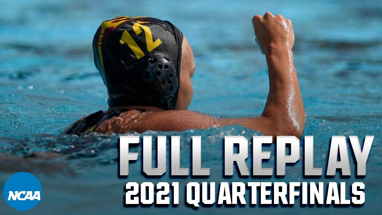 Arizona State vs. Michigan: 2021 NCAA women's water polo quarterfinals