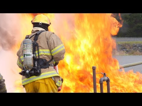 Maritime Training: Firefighting and Fire Prevention