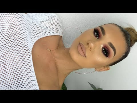 My Bomb A$$ NYE Makeup Look | SHANI GRIMMOND