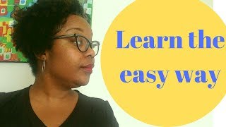 How to learn a language effortlessly