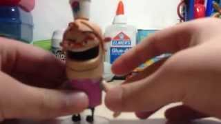 Fanboy and chum chum figures review