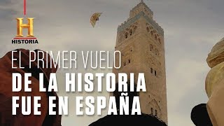 La historia DESCONOCIDA del Primer Vuelo | ESPAÑA DESCONOCIDA | Canal HISTORIA