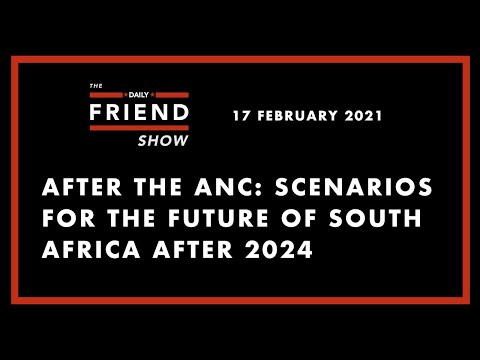 After the ANC: Scenarios for the future of South Africa after 2024