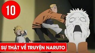 Top 10 sự thật về phim Naruto - Shounen Action