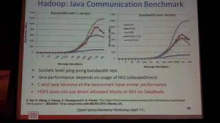Can HPC Interconnects Benefit MemCached And Hadoop?
