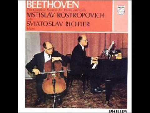 ベートーヴェン:チェロ・ソナタ...