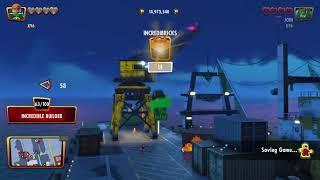 Lego Die Unglaublichen - Monster Inc. [Sulley Und Red Brick: Edna Mode] - Playstation 4