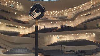 Elbphilharmonie ist fertig - 360° Video