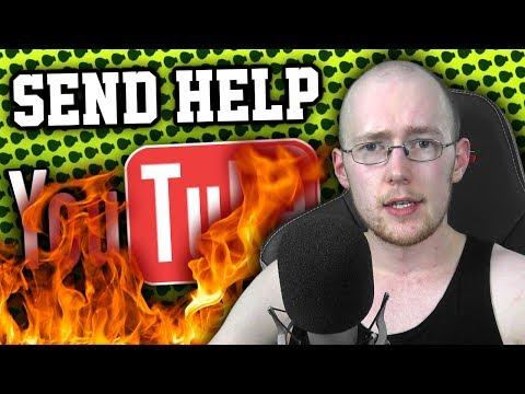 """YOUTUBE IS """"DEAD"""": And We're Gravely Wounded (Update/Patreon(sorry))"""