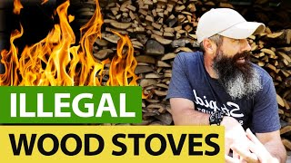 The Cost Of Operating An Illegal Wood Stove