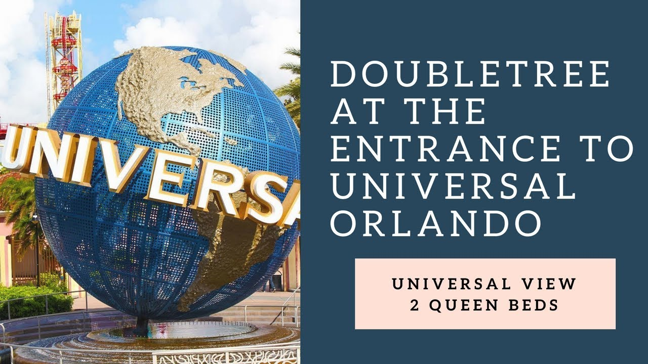 Doubletree Hotel By Hilton At The Entrance To Universal Orlando 2