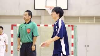 東洋大学ハンドボール部 2017秋季リーグ戦 VS東京都市大学