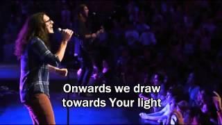 Running   Hillsong Live 2012 DVD Album Cornerstone Lyrics Subtitles Praise Song for Jesus