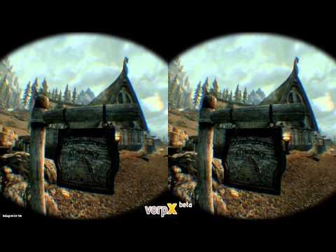VorpX VR Software Now Supports Oculus Rift DK2 (video)