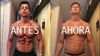 Zapętlaj La Verdad Sobre Mi Perdida De Masa Muscular | ABRO UN NUEVO CANAL DE YOUTUBE | ERNEST DIFT - THE FITNESS BOY