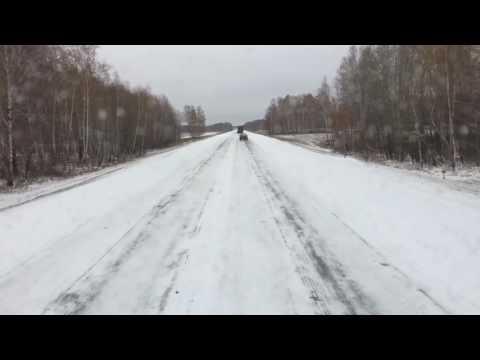 Siberia tour 2016