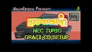 Hyperspin-NEC TurboGrafx CD