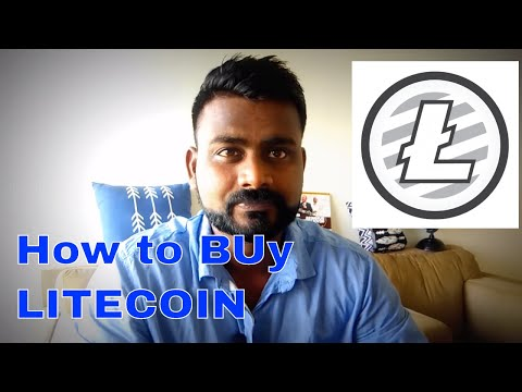 Litecoin price in India. What is litecoin and how to buy.