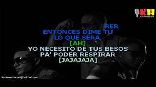 KARAOKE Tu De Que Vas - Los 4