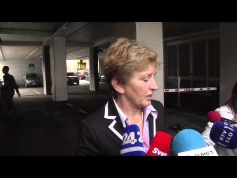 22.10.2014 Seja vlade republike Slovenije - Izjave