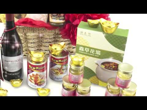 Love Florist ~ Chinese New Year Greeting 2016