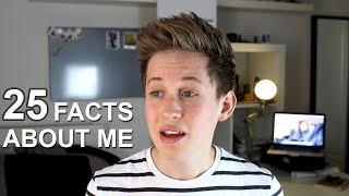 25 FACTS ABOUT ME | JeroenvHolland