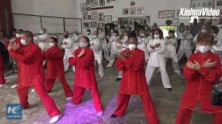 Happy birthday! The Cuban School of Wushu celebrates 25th anniversary