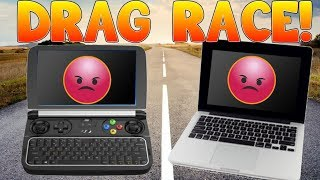 Which is Faster? : GPD Win 2 VS Macbook Pro 2017